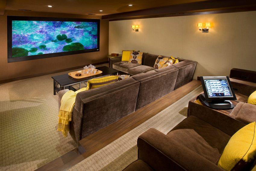 Home Audio Theaters